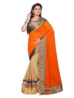 New Party Wear Ethnic Indian Georgette Bollywood Designer Saree Pakistani Sari #Saree