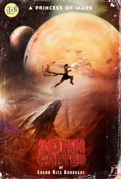 John Carter (fan art)