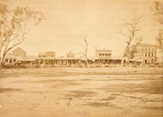 Pall Mall Bendigo (Sandhurst) 1861