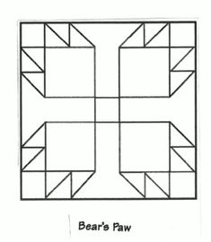 111 Best barn quilt templates images in 2019 Quilt