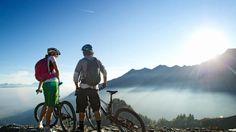 Wander- und Fahrradtouren mittels Outdooractive finden