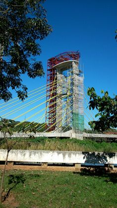 Ponte Observatório Salto SP