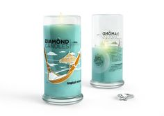 I think I could use a mini-tropical vacay right now, even if it is only in a candle!