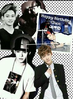 Happy Birthday Chen - aka my future husband;) #HappyChenDay #KimJongDay