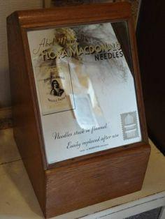 Sewing Goods アンティーク ソーイングキャビネットボックス糸箱手芸 雅姫 インテリア 雑貨 家具 Antique ¥19800yen 〆10月27日