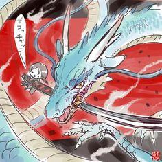 【刀剣乱舞】刀剣男士たちをドラゴン化してみた!|刀剣速報-刀剣乱舞まとめブログ-