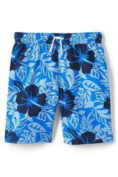 4bbfb2ad63 Boys' Patterned Swim Shorts. Kids SwimmingSwim ShortsSwim TrunksSwimsuit