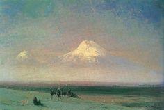 Valley of Mount Ararat (1882)