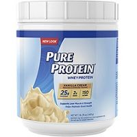 Did You Guys Have The Same Experience We Did With #PureProtein Whey Protein Powder?