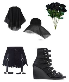 """""""Cities in Dust"""" by nudespoonseuphoria on Polyvore featuring Relaxfeel, Eres and Ann Demeulemeester"""
