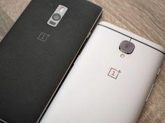 Spec comparison: OnePlus 3 vs. OnePlus 2 vs. OnePlus One