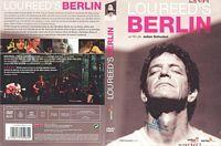 Lou Reed's Berlin (Película ; 2007) Lou Reed's Berlin [Vídeo] / un documental dirigido porJulian Schnabel IMPRINT Barcelona : Mangafilms , 2009