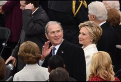 "George W. Bush Breaks With Trump Says Media Is ""Indispensable To Democracy""...."