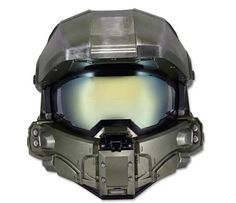 The Official Master Chief Halo Motorcycle Helmet
