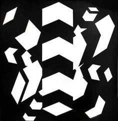 Allan D'Arcangelo - Constellation #10, 1970