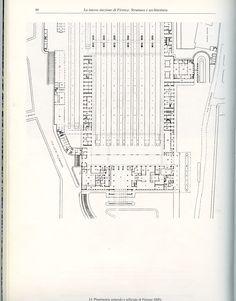 Santa Maria Novella Railway Station  Pianta Piano Terra