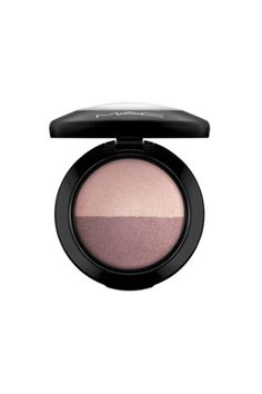 """14 Ways To Make Hazel Eyes Even More Stunning #refinery29  http://www.refinery29.com/best-makeup-hazel-eyes#slide-1  Violet is the """"money color"""" for hazel eyes, Paré says. """"Anything with a purple undertone will make the eyes look lighter."""" This duo is perfect for beginners, as it has a light violet for daytime and a darker version of the hue for evening.MAC Mineralize Eyeshadow Duo in Ever Amethyst, $22, available at <a href=""""http://shop.nordstrom.com/s/mac-mineralize-eyeshadow-duo/37839..."""