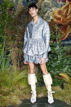 Palomo Spain Fall 2018 Menswear Collection - Vogue