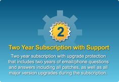 At least one major version upgrade is guaranteed even if the subscription has expired. Customer Support, At Least, This Or That Questions, How To Plan, Customer Service