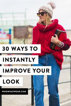 Want to step up your outfits? Try these tiny style tricks on the daily.