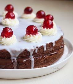 Acquolina: Torta genovese o génoise