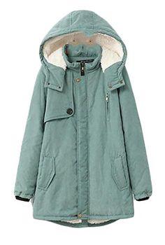 Etecredpow Men Fall Winter Leisure Parkas Packable Outerwear Long Sleeve Hoodies Puffer Down Coat