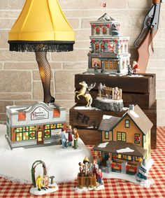 Department 56 A Christmas Story | Department 56 Classic Brands ...
