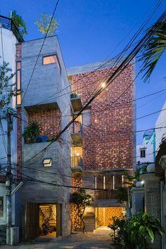 Casa Chi,© Quang Tran