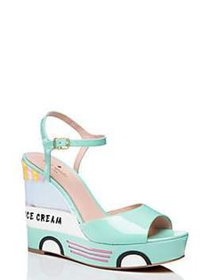 dotty wedges by kate spade new york