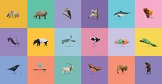 2 | These Mesmerizing Animations Tell The Story Of 30 Endangered Species | Co.Exist | ideas + impact