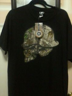 Metal Mulisha Men s RealTree Skull T Shirt Black motox skull motorcycle  racing  MetalMulisha  GraphicTee 0ce63f1314f
