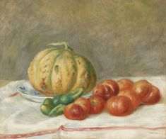 Viewing Room: Impressionist and Modern Art Private Sales | Christie's Pierre Auguste Renoir, August Renoir, Renoir Paintings, Oil Paintings, Oil Painting Reproductions, French Artists, Canvas Art Prints, Still Life, Modern Art