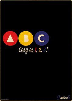 ABC. The Jackson 5.  1970