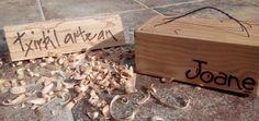 Txirbil artean: Caja para pinturas