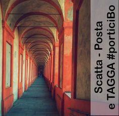 ULTIMO GIORNO per la 2ª parte del nostro progetto: OSSERVANDO BOLOGNA  Scatta una foto -> postala sui social -> taggala con #porticiBo (si possono taggare anche foto già caricate)  I 30 scatti più rappresentativi verranno affissi il 10.02 nelle bacheche comunali una volta dedicate ai matrimoni... Tema 2 di 4: i Portici di Bologna (foto di @flrno )  http://www.succedesoloabologna.it/eventi/osservando-Bologna