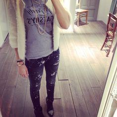 ♥︎ this outfit by Gesponnen Suiker