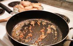 Poulet en sauce crémeuse aux tomates séchées – Au bout de la langue