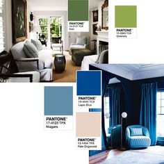 I know we are all so focussed with the business of the time of year, but the good people at Pantone have found time to get predicting the co...