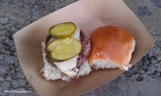 Florida Local - Grass Fed Beef Slider