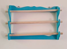 A Gun Rack That Stuns- Scrap Fabric Organizer