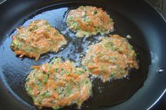 Cómo preparar Hamburguesas de zanahoria - cookcina