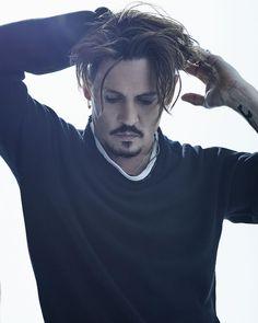 "42 Likes, 1 Comments - Johnny Depp (@depp.diary) on Instagram: ""Repost @sosoirmagazine ""Decouvrez I'interview intégrale de #JohnnyDepp sur www.sosoir.be (Our…"""