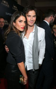 Ian Somerhalder Pictures The 3rd Annual Noble Awards - Red Carpet -
