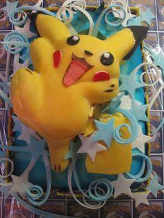 Ethan's 7th Birthday  Pokemon Cake  Miami Shores, FL