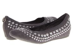 these are fabulous for flats MICHAEL Michael Kors Kids Leslie Studs (Toddler/Little Kid/Big Kid)