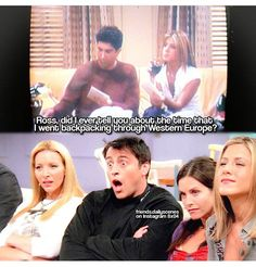 Joey's reaction is everything!