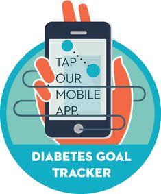 Learn how to set goals for maintaining good health while reducing the risk of developing diabetes-related complications in a free app!  This app from the American Association of Diabetes Educators can help you stay focused in on your diabetes self-care behaviors.  You can choose to interact with other users for encouragement and support too!  Check it out today!
