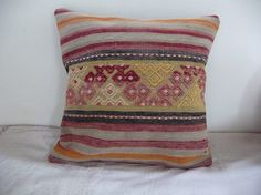 SALE Vintage Home  Decor Turkish Handwoven by Pllowcoversetc, $39.00