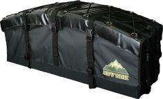 Atv Tek Arch Series Utv Cargo Bag Black 36X12X14 Utvcbblk