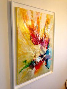 3d living abstract paintings, by Dan Bunea, www.danbunea.ro